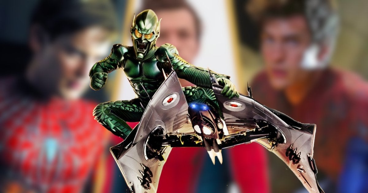 Marvel Spider Man 3 Green Goblin Willem Dafoe Returning