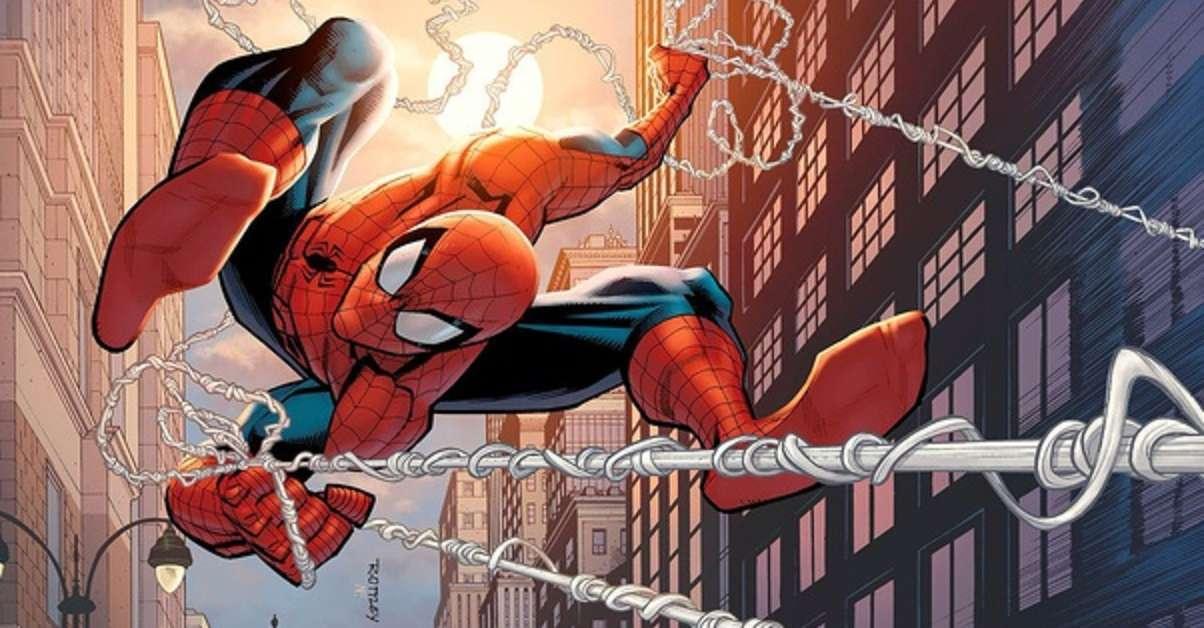 Marvel Spiderman New Costume Marvel