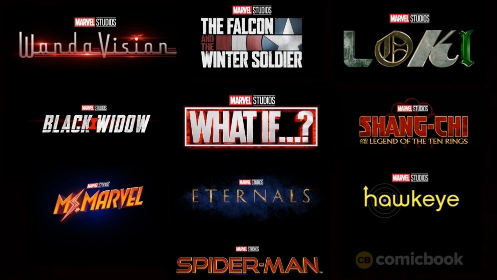 Marvel Studios 2021 slate