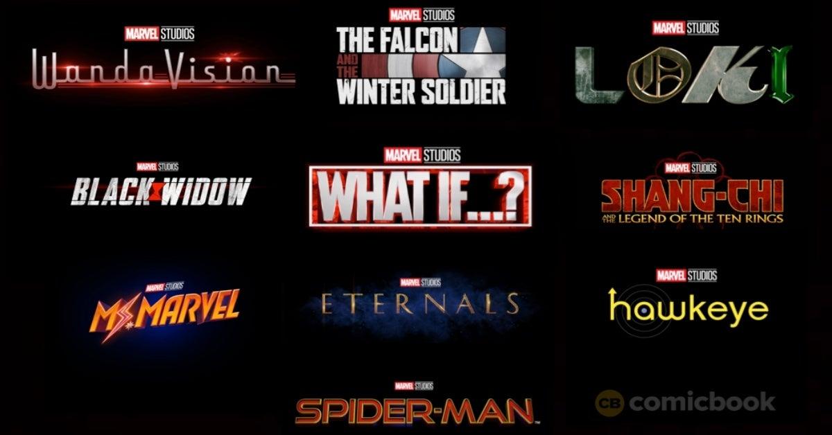 Marvel Studios 2021 slate ComicBookcom