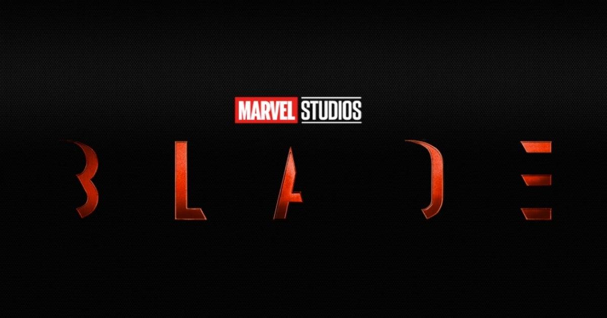 Marvel Studios Blade Reboot