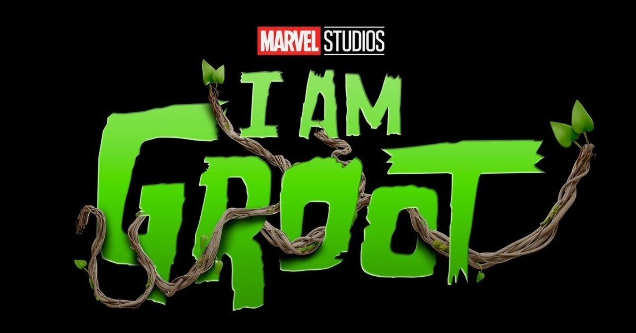 I Am Groot Series Featuring Baby Groot Coming to Disney+