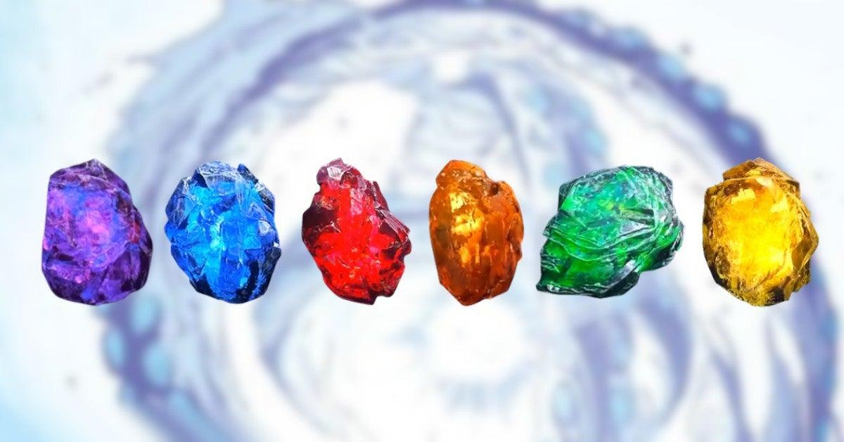 Marvel SWord SPoilers New Infinity Stones