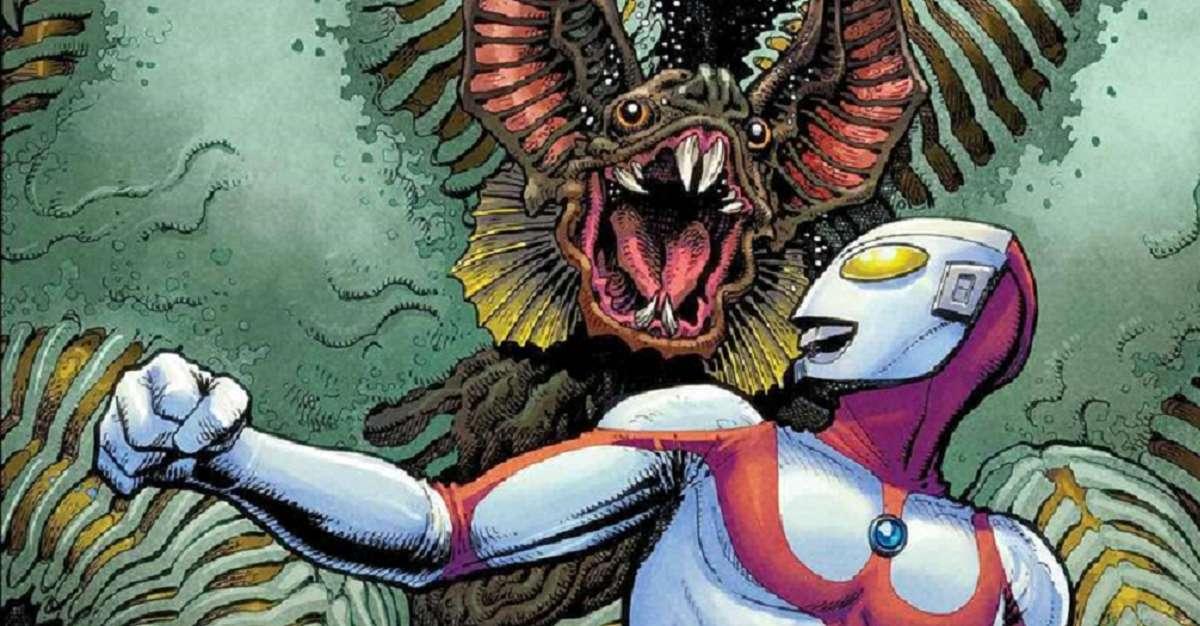 Marvel Ultraman Comics