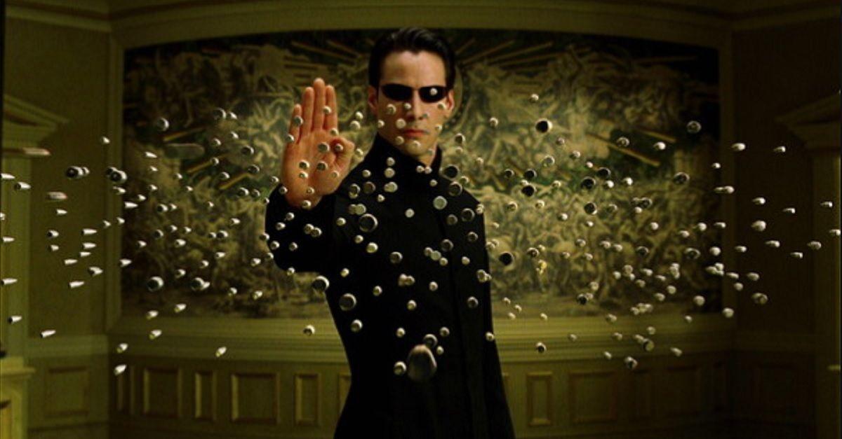 matrix intro
