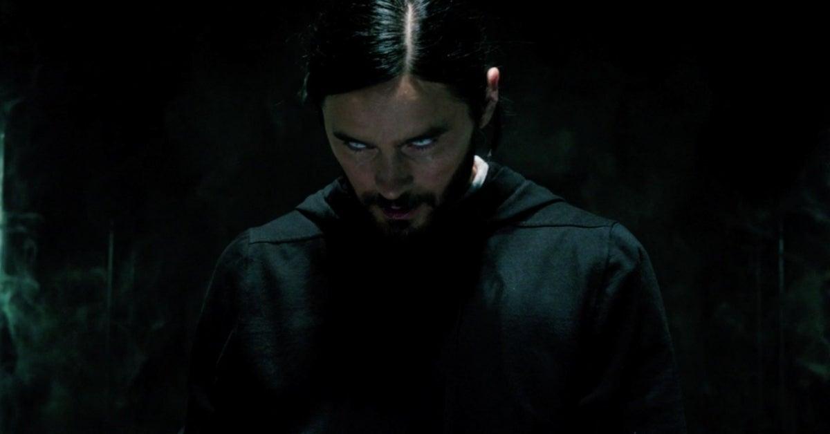 Morbius movie Jared Leto Sony Marvel
