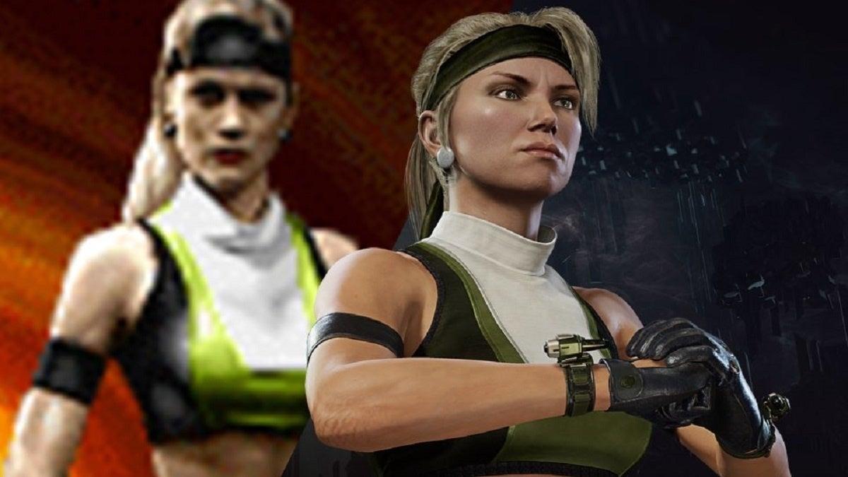 Mortal Kombat 3 Sonya