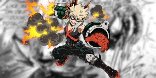 My Hero Academia Bakugo Quirk Powers Boost Manga 293 Spoilers