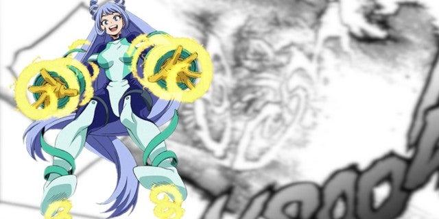 My Hero Academia Manga 292 Spoilers Nejire Hado Dead Injured Dabi