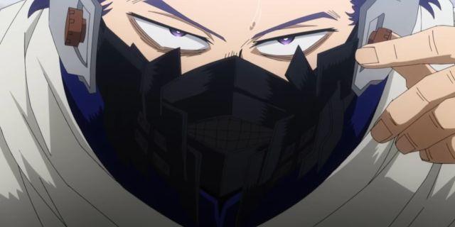 My Hero Academia Season 5 Trailer Shinso Return