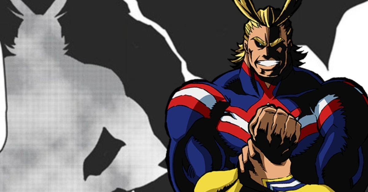 My Hero Academia Vigilantes All Might All For One Tease Spoilers