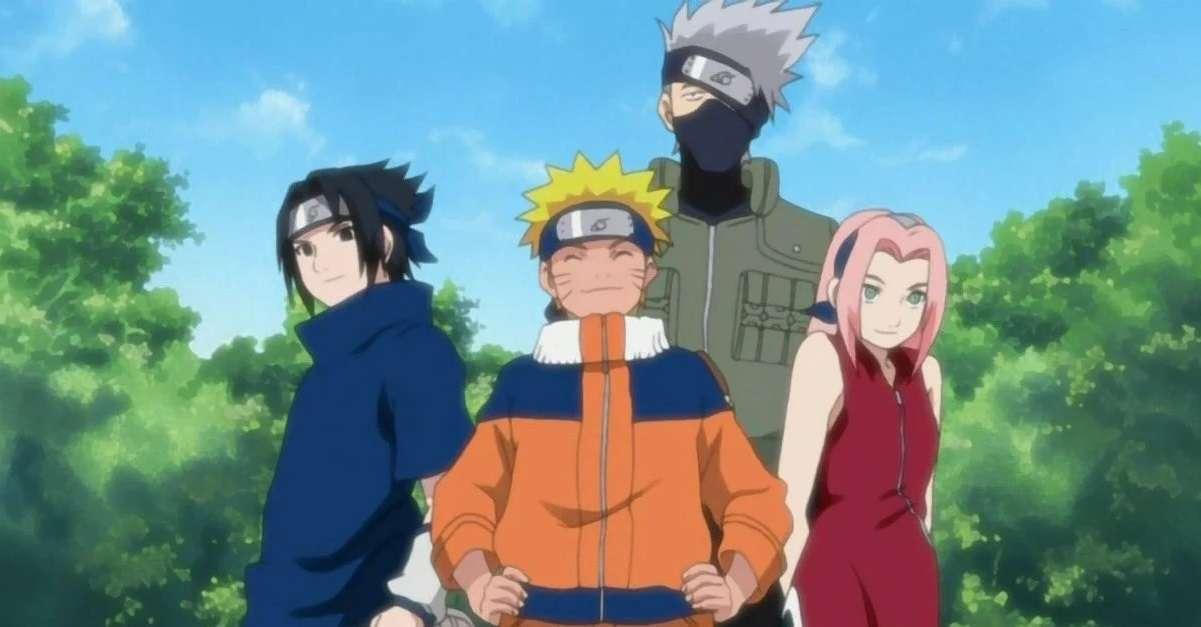Naruto Team 7 Real Life