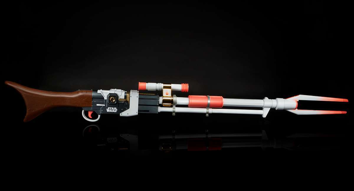 Nerf Star Wars The Mandalorian Amban Phase-pulse Blaster 1