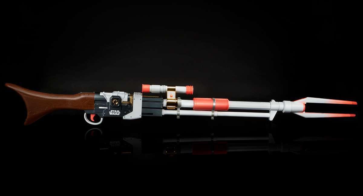 Nerf Star Wars The Mandalorian Amban Phase-pulse Blaster 1