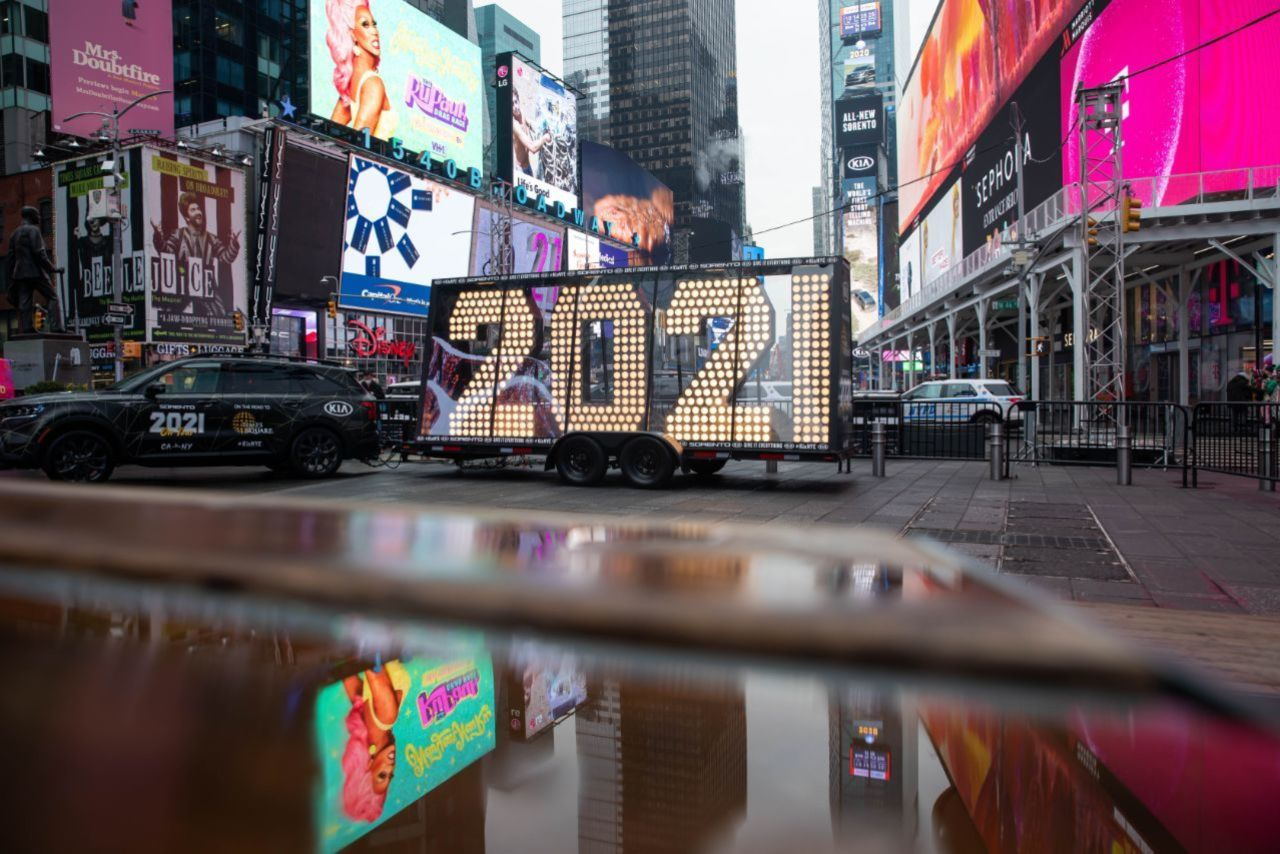 New Year's Eve Times Square Ball Drop To Go On As Planned As Digital Event