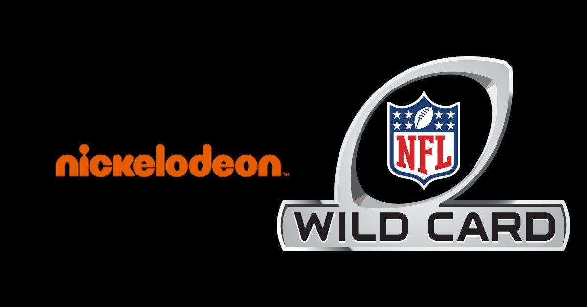 Nickelodeon NFL Wild Card Game
