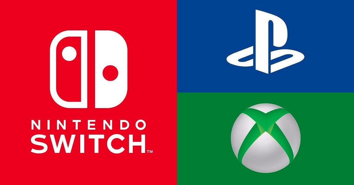 Nintendo Switch, PlayStation, Xbox