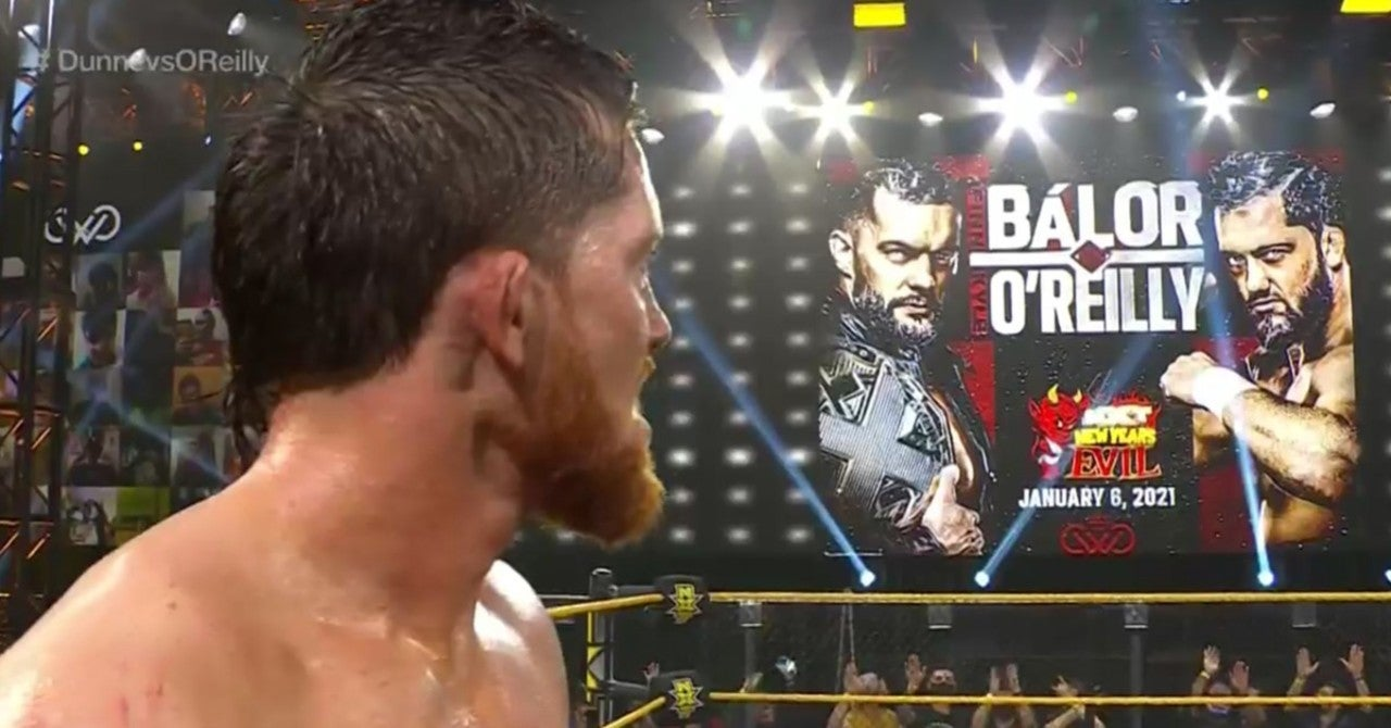 NXT's Kyle O'Reilly Wins Chance to Challenge Finn Balor at New Year's Evil