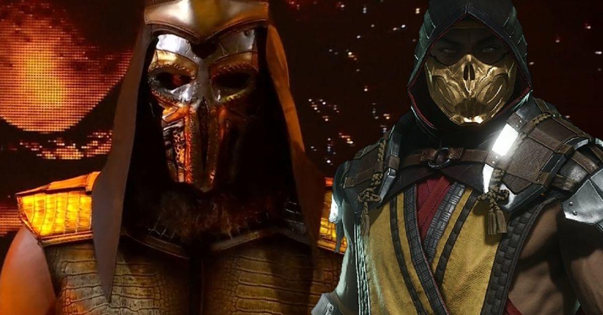 NXT TakeOver War Games Tommaso Ciampa Mortal Kombat Scorpion
