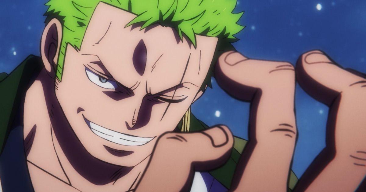 One Piece Cliffhanger Zoro New Sword Tease