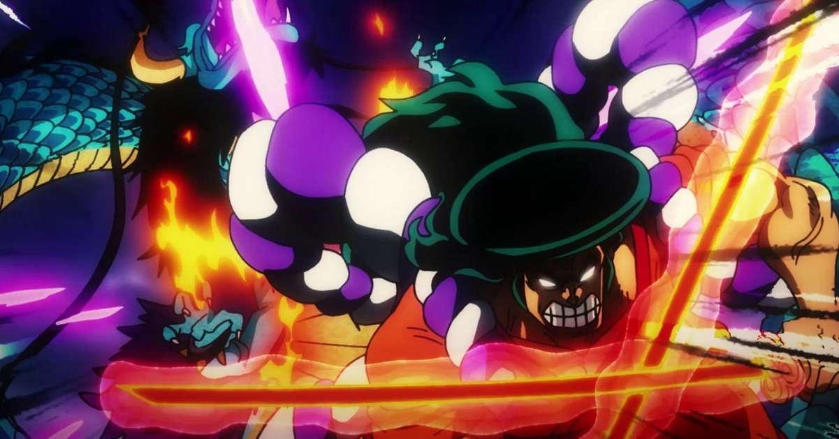 One Piece Oden