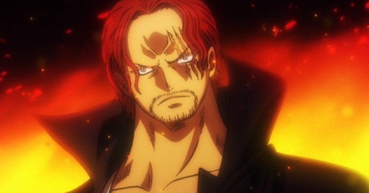 One Piece Creator Teases Shanks Making His Move in 2021