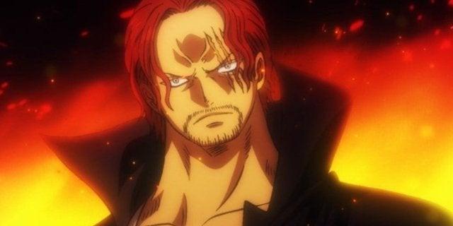 One Piece Shanks Anime
