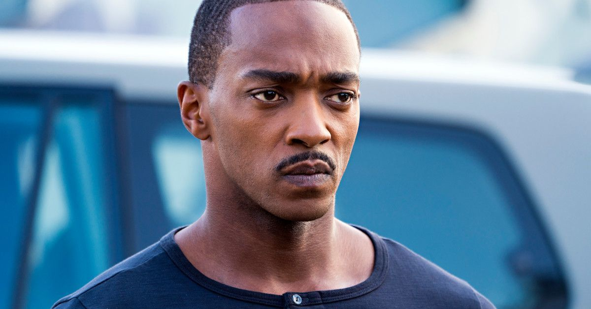 Outside the Wire Trailer Anthony Mackie