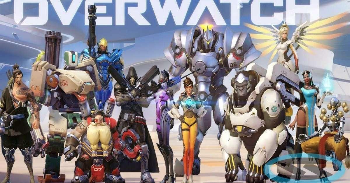 Overwatch Heroes-1
