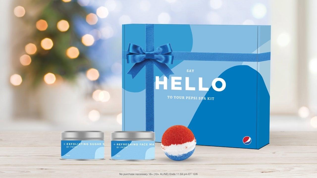 Pepsi Spa Kit