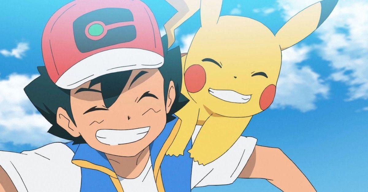 Pikachu Anime