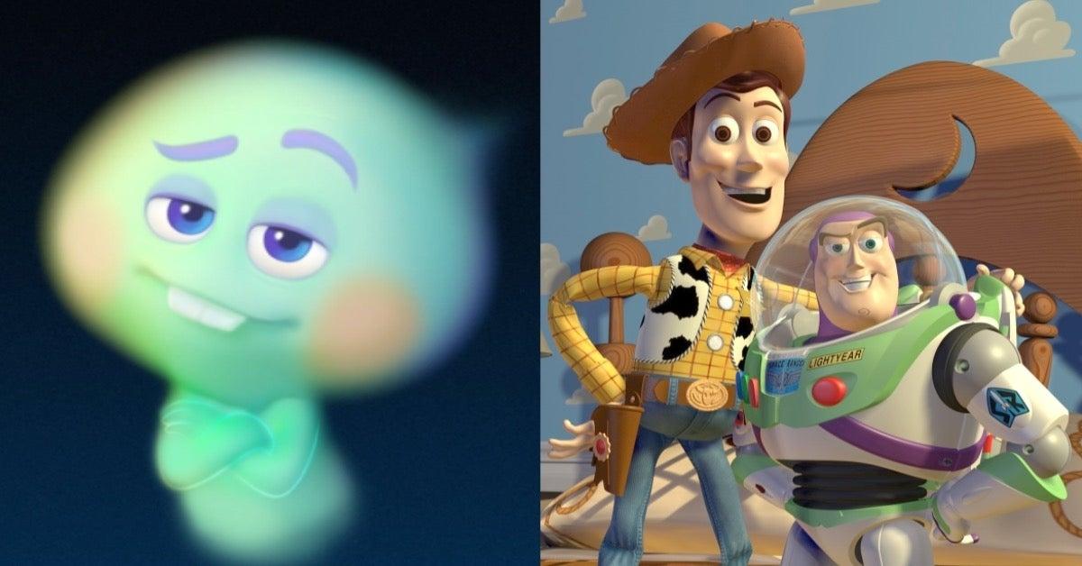 Pixar Soul Toy Story