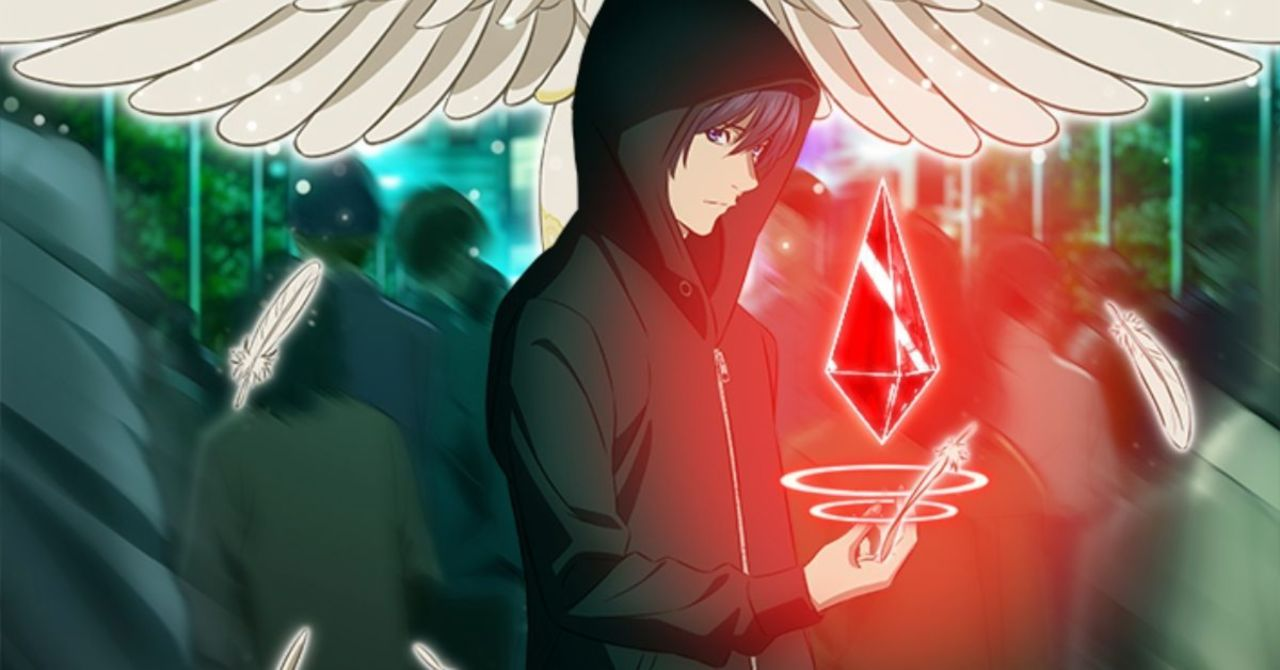 Death Note Creators' Platinum End to Get Anime Adaptation