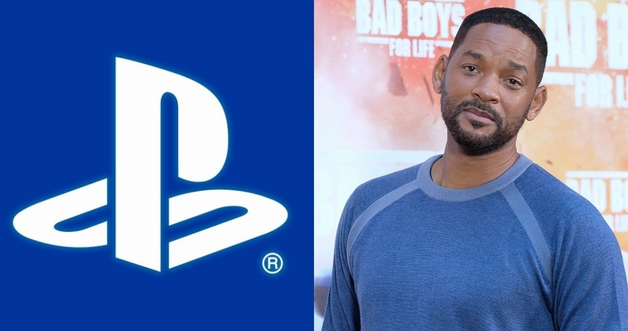 PlayStation Will Smith