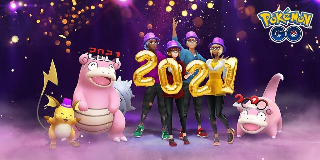 pokemon go 2021