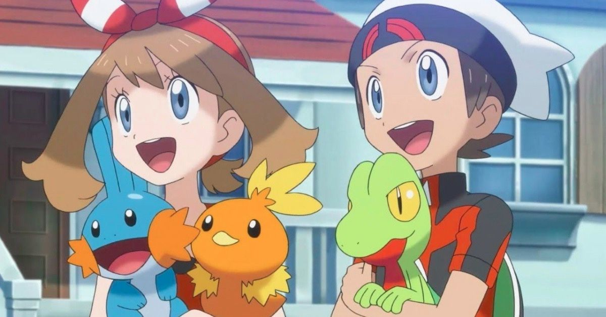 Pokemon Ruby and Sapphire-1