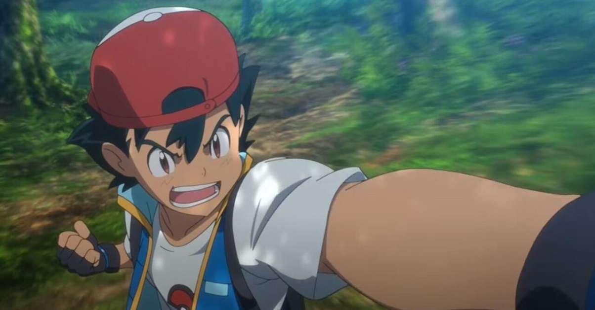 Pokemon Secret of the Jungle Ash Father