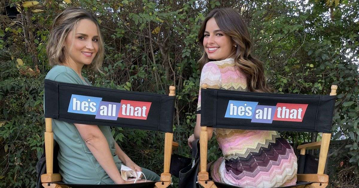 rachael leigh cook he's all that remake sequel
