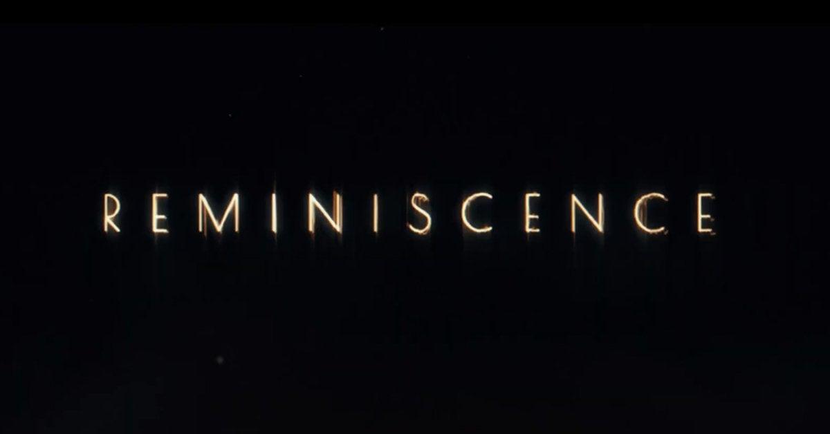 reminiscence movie logo 2021