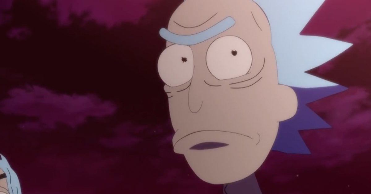 Rick and Morty's Anime Short Is Likely Getting a Sequel