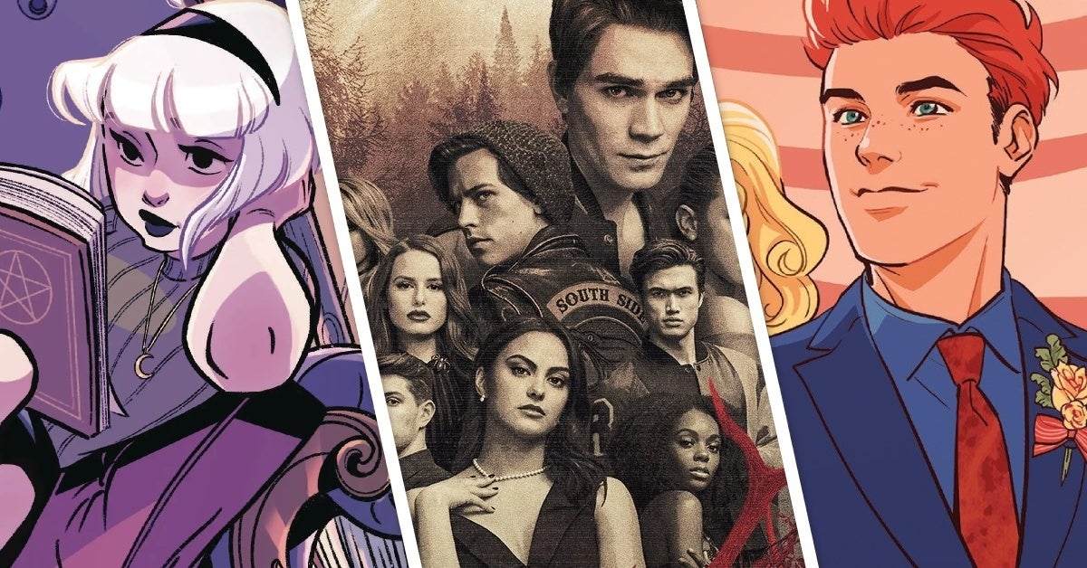 riverdale comics season 5 header