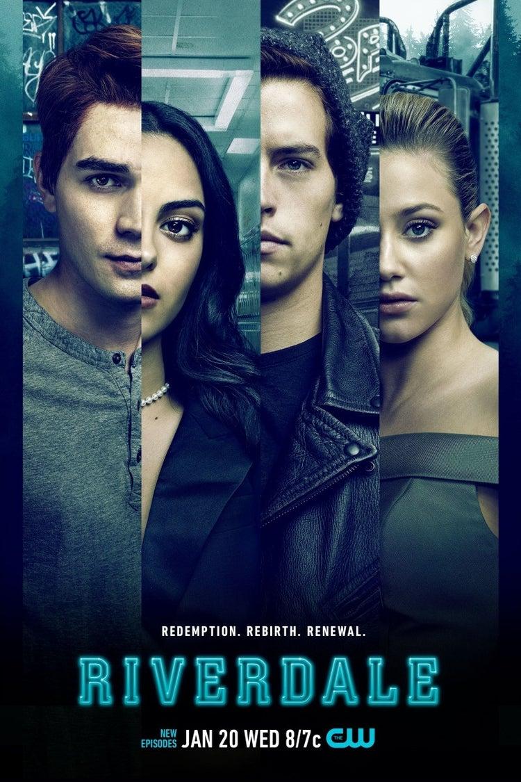 riverdale season 5 poster