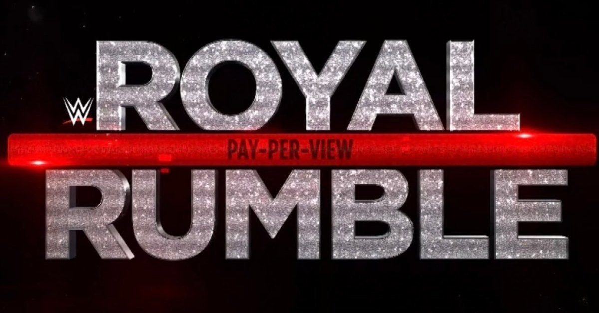 Royal Rumble 2021 Logo
