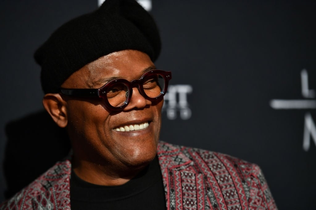 samuel l jackson red carpet