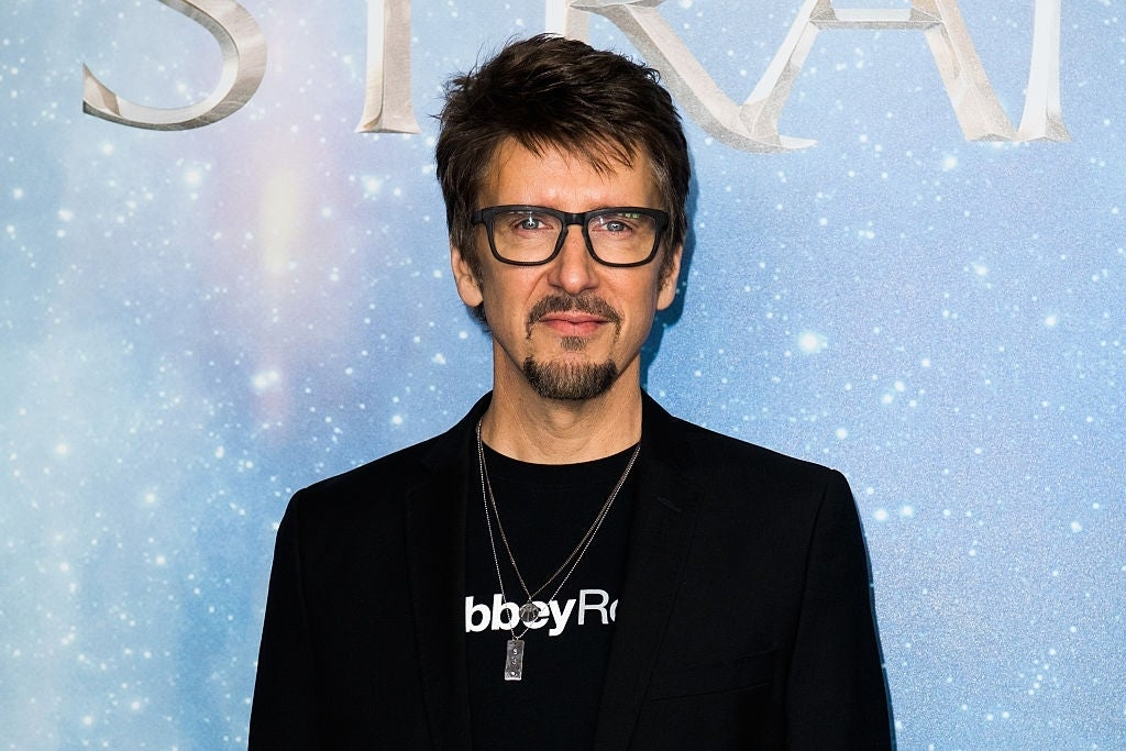 scott derrickson red carpet