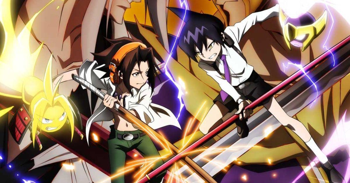 Shaman King 2021 Anime Clé Visuel