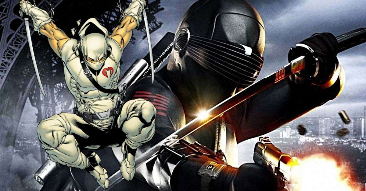 Snake Eyes GI Joe Origins Storm Shadow