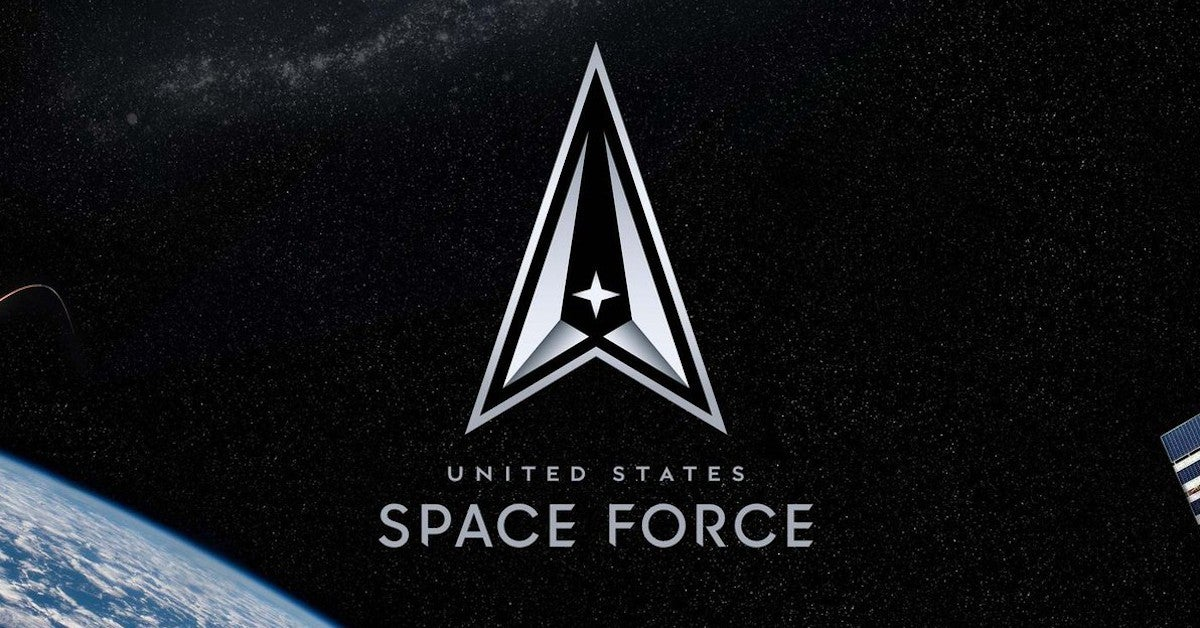 Space Force Logo Mark Hamill