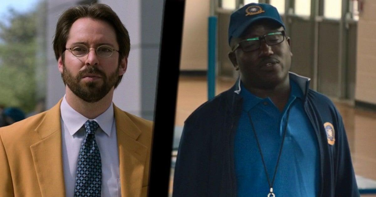 Spider-Man 3 Hannibal Buress Martin Starr Agent Detective