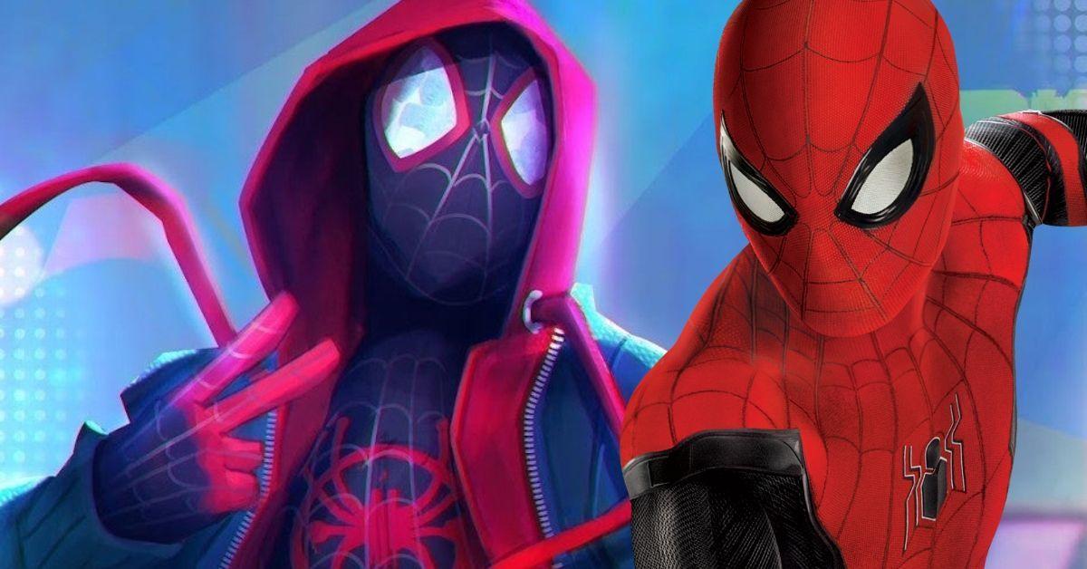 Spider-Man 3 Miles Morales Sony Marvel MCU Live-Action